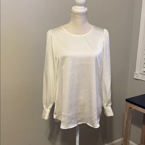 Adriana Pappel Long Sleeve Blouse 100% polyester